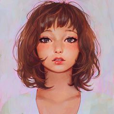"""Glass"" by Ilya Kuvshinov @kr0npr1nz"