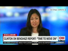 "Widow Of Benghazi Victim: No One Has ""The Right To Tell Me It's Time To move on.' (1:11 mins) (6/29/16)"