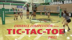 "Push your team to win multiples with the tic-tac-toe"" drill!In this video, Southlake Carroll High School coach"
