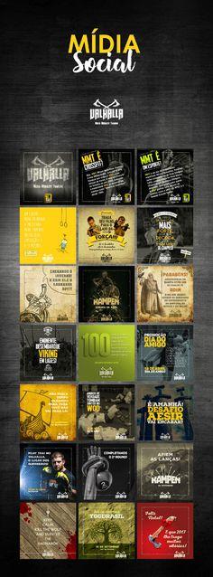 #haka #agencia #agenciahaka #multicomunicativa #institucional #branding  #marca #logo #chapeco #propaganda #publicidade #criacao #comunicacao #identidadevisual #midiasocial #crossfit #mmt #fitness #viking #chapecoense #design