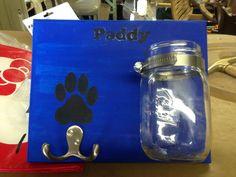 paddy's leash holder