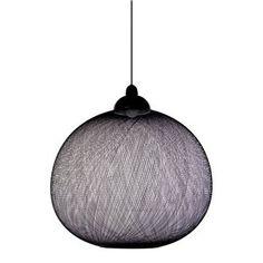 Non Random Suspension Lamp  Designed by Bert jan Pot  Manufactured by Moooi