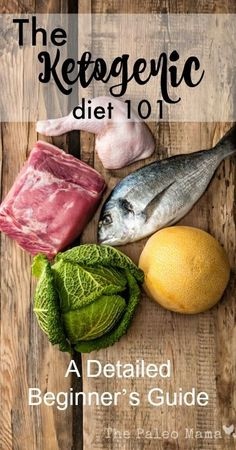 The ketogenic diet (keto) is a low-carb, high-fat diet that causes weight loss and provides numerous health benefits. This is a detailed beginner's guide. thepaleomama.com/...