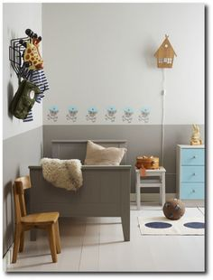 The Norwegian paint company Jotun Keywords:French Kids, Kids Room Decor, Scandinavian Style, Nordic Style, Norwegian, Swedish Kids, Gustavian, Kids Room Decorating Ideas