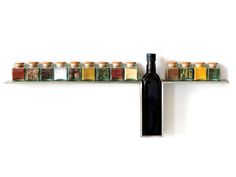1-Line Spice Rack by