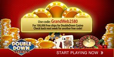 DoubleDown Casino Slots Promo Code Chips