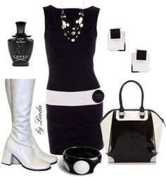 """Go Go Girl"" by lindakol on Polyvore"