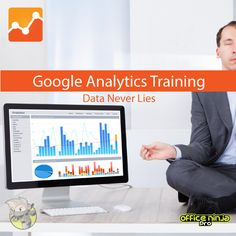 Google Analytics is your websites Swiss army knife This is the most powerful free tool from Google. You get to learn how many people are coming to your website, what type of people are coming to your website, how your website is being find. Google Analytics is the 'Swissarmy knife of google applications', it does everything and connects with everything. What gets measured, gets managed. This is the number one tool to manage your online presence.