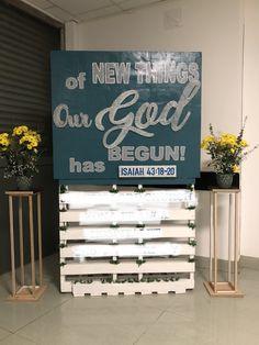 Isaiah 43, Diy, Bricolage, Do It Yourself, Homemade, Diys, Crafting