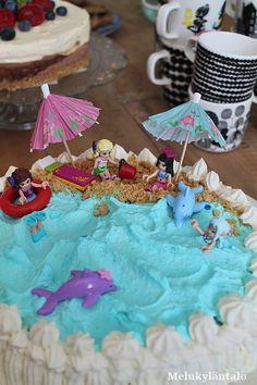 MELUKYLÄN TALO: 6 vuotiaan juhlat