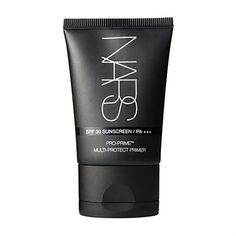 I've used and loved NARS foundation for awhile, but somehow just discovered their primer...AMAZING! Multi-Protect Primer SPF30