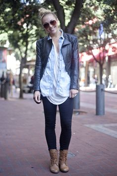 S.F. Street Style Extravaganza! Peep The 15 Hot Looks We Spotted Around Town #Refinery29