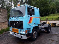 VOLVO Vintage Trucks, Retro Vintage, Volvo Trucks, Big Trucks, Hot Rods, Old School, Vehicles, Cars, Buses