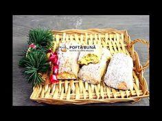 Corabioare fragede cu untura, reteta de cofetarie de pe vremuri, o amintire din vremurile ceausiste. Este exact acea reteta care se facea atunci. Food And Drink, Keto, Bread, Cheese, Desserts, Youtube, Runes, Sweets, Bakken