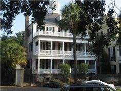 Love the architecture in South Carolina