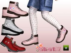 Sports shoes for girls found in tsr category 'sims 3 female clothing&a Sims 3 Shoes, Sims 3 Cc Clothes, Sims 4 Cc Kids Clothing, Sports Shoes For Girls, Girls Shoes, Toddler Shoes, Kid Shoes, Maxis, The Sims 4 Cabelos