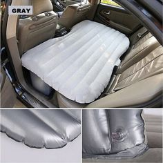 Car Back Seat Inflatable Air Mattress