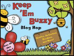 Keep 'em Buzzy Blog Hop