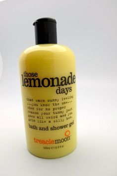 Those lemonade days  That warm sunny feeling... you know one... when for no proper reason your tummy just goes all weird and you grin like silly hen.