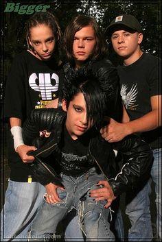 Tokio Hotel | Sonderhonorar! Tokio Hotel, Band, Gustav, Geor… | Flickr