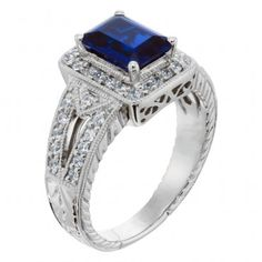 Considering our anniversary is 9/30 a sapphire would be fitting :)