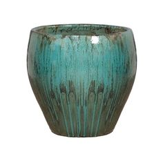 Shop Our Current House | Young House Love Patio Planters, Ceramic Planters, Planter Pots, Large Containers, Young House Love, Outdoor Material, Container Size, Round Design, Ceramic Materials