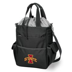 Iowa State Cyclones Insulated Lunch Cooler, Black