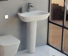 Rinaldi Signature Pedestal Basin - V20151089NA scene square medium