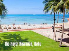 #Swimming destination: Royal Hawaiian, Oahu