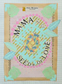 art for your mama heart (new in the shop)