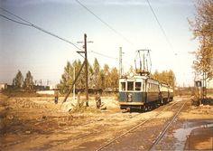Warszawa-Ochota, kolejka WKD (lata 60. XX w.)