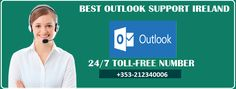 When you are using Outlook for mailing and facing any issue in password recovery or email recovery call us at: +353-212340006 for the Outlook support Ireland and get fixed your problems today. We have a team of highly trained technicians who are ready to solve your Outlook related issues. Outlook technical support Ireland  is one of the most trusted and reliable company offering the best and quick support at lowest price.