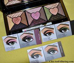 Too Faced Love Eyeshadows Palette