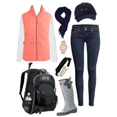 Ringside - Polyvore. Or in my case the perfect mom/grooms outfit!!