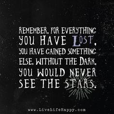 Deep Life Quotes : Photo.