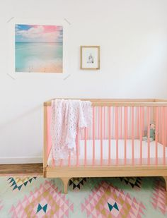 5 of the most prettiest cribs | Kalon Caravan Crib | gomommygo.nl