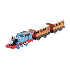 Thomas & Friends Trackmaster Thomas with Annie & Clarabel