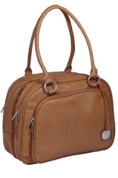 Lässig LZB326 – Wickeltasche Tender Multizip Bag, cognac