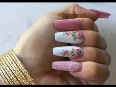 SUSCRIBETE !!! Como hacer rosas 3d en uñas acrilicas para quinceañeras - Colaborativo Nancy Guzman Colaboracion con Nancy Guzman, las invito a ver su tutoria...