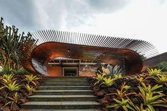 Galeria de Pamp. Pavilion / João Diniz Arquitetura - 3