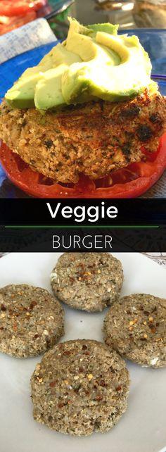 This veggie burger h
