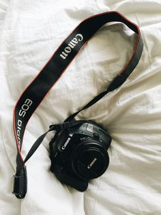 Canon Camera - my number one essential for my blog and my business.