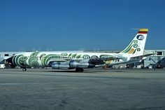 Ecuatoriana Airlines (Empresa Ecuatoriana de Aviacion) Boeing 720-023B HC-BDP @ MIA http://www.1502983.talkfusion.com/es/products