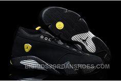 "meet 632b9 3e352 Air Jordan 14 Retro ""Black Suede Ferrari"" Cheap For Sale 2016 Discount,  Price   90.00 - Big Kids Jordan Shoes - Kids Jordan Shoes - Cheap Jordan  Kids Shoes"