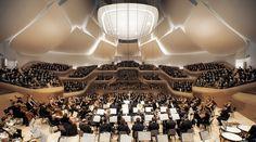 Leicht & luftig: Konzerthaus von MAD Architects