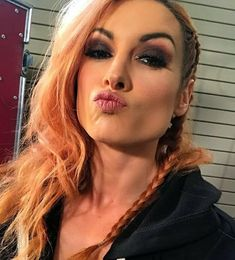 I love Becky so much 😍😍😍 Wrestling Divas, Women's Wrestling, Wrestling Stars, Becky Lynch, Becky Wwe, Nxt Divas, Total Divas, Rebecca Quin, Wwe Girls