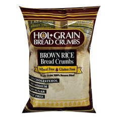 Hol-Grain Kosher Brown Rice Bread Crumbes Wheat and Gluten Free 4 oz >>> Be sure to check out this awesome product.