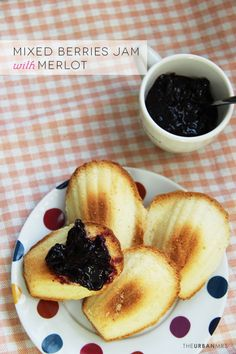 strawberry tarragon jam potlicker blog with strawberry tarragon jam ...