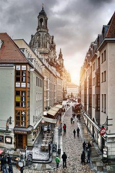 Dresden, SACHSEN - Alemania - Germany