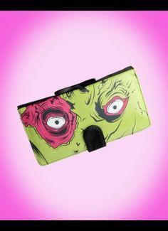 Need: Dead Broke Zombie Wallet from Iron Fist